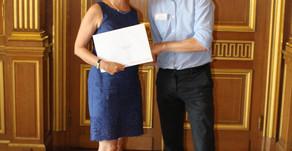 The Willard Conservation Prize at West Dean College