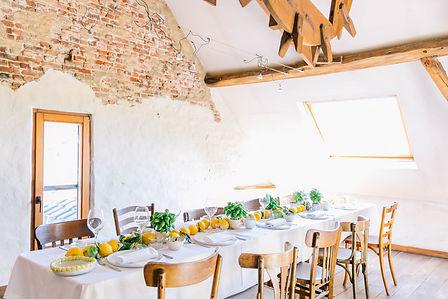 Steynemolen private dining