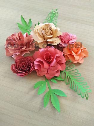 Combo Floral Encanto (8 und)
