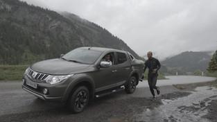Parrainage | Ambassadeur de Mitsubishi, Stéphane DIAGANA relève un défi