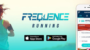 Parrainage | Frequence Running : la nouvelle application sportive