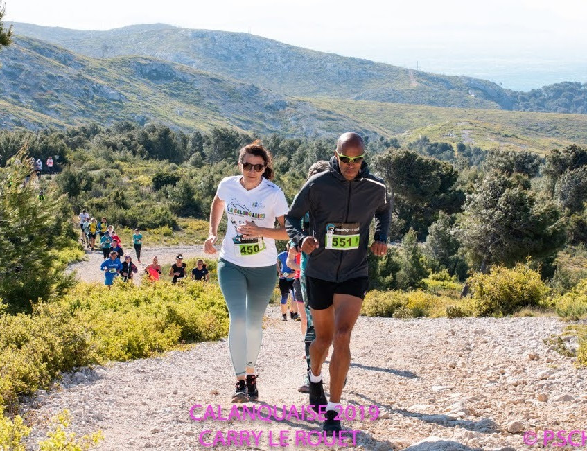 Trail La Calanquaise 2019