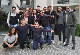 Conférence | Stéphane Diagana, intervient au séminaire du Team Winamax