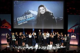 Les Étoiles du Sport 2018 | Élection de la nouvelle étoile à Tignes