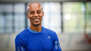 Interview   Stéphane Diagana sur le sport en entreprise
