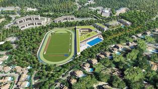 Événement I Le Campus Diagana Sport Santé se concrétise