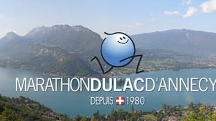 Athlétisme | Parrain du marathon du lac d'Annecy