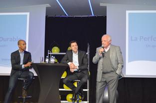 Conférence | Stéphane Diagana en conférence pour l'entreprise Gerflor !