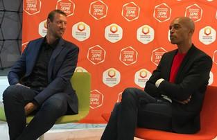 Conférence | Stéphane Diagana invité à échanger sur le sport en entreprise