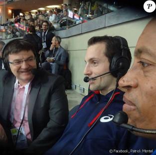 Événement | Stéphane Diagana aux Championnats d'Europe d'athlétisme