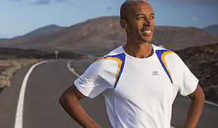 Eco-Running | Stéphane DIAGANA soutient la Run Eco Team