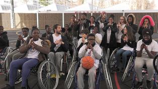 Athlétisme | Visite dans un collège pour les JO 2024 !