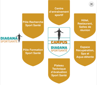 Projet immobilier | Le campus Sport-Santé