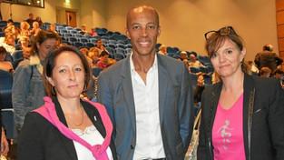Conférence | Stéphane Diagana partage ses connaissances sur le sport-santé