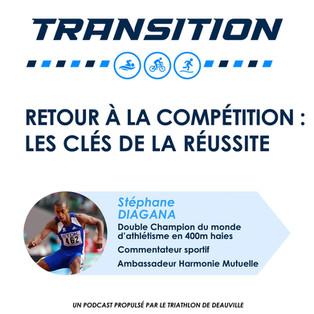 Triathlon International de Deauville | Premier épisode du nouveau podcast avec Stéphane Diagana