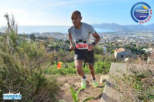 Cannes Urban Trail | Stéphane DIAGANA en grande forme !