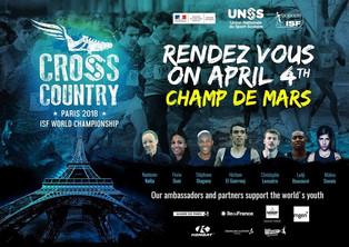 Athlétisme | Stéphane DIAGANA parrain des championnats du monde UNSS de cross-country