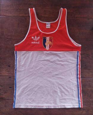 ENCHÈRES   Stéphane Diagana met en vente le maillot de son record de France au profit de la fondatio