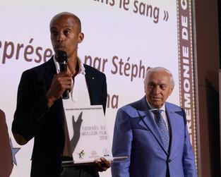 Événement | Stéphane Diagana au Nice Côte d'Azur Sport Film Festival International