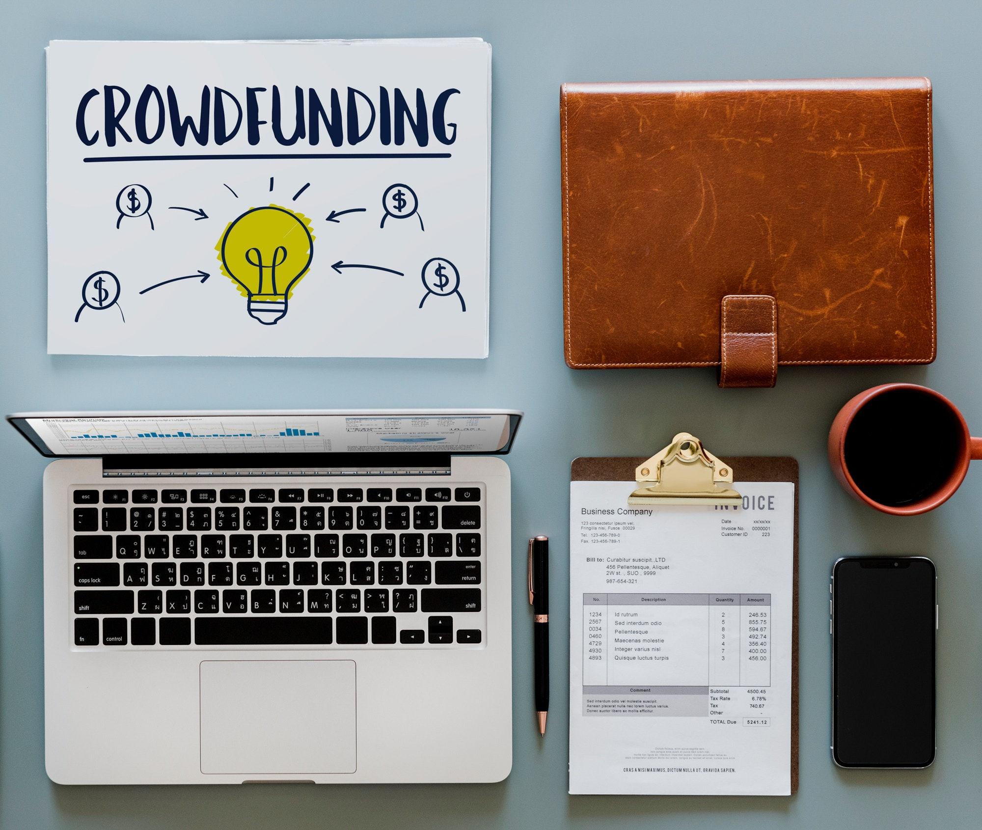 Was ist eigentlich ... Crowdfunding?