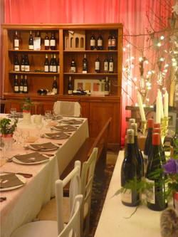 Diner Accords Mets et Vins