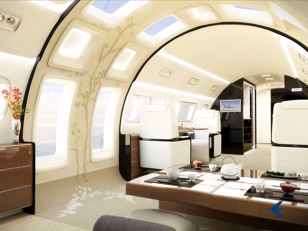 Photograph Courtesy of Embraer