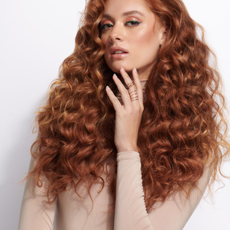 Hair campaign styled by me