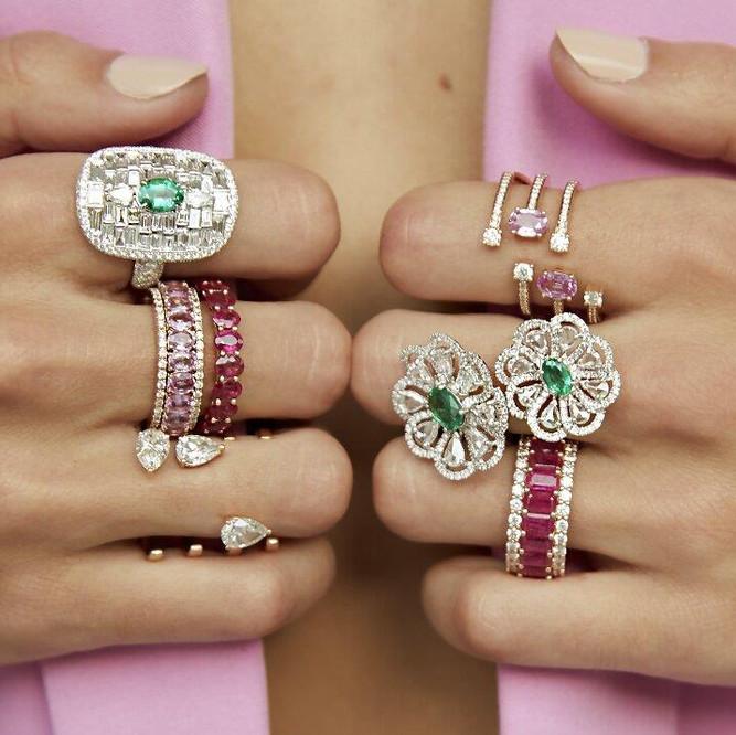Anna Ruiz  Miami Wardrobe fashion stylis