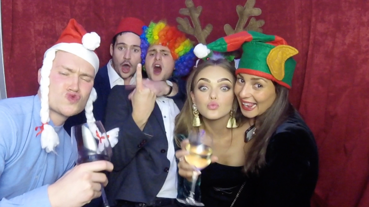 Christmas Event Photo Booth.mp4