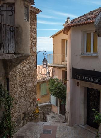 Èze, France