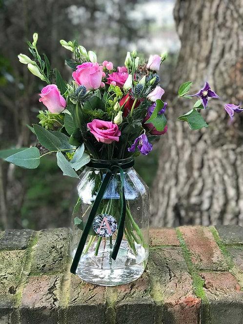 Jar of Flowers (Weekly)