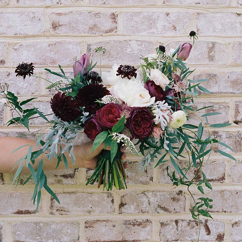Hand Tied Bouquet Workshop