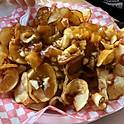 Chips poutine maison