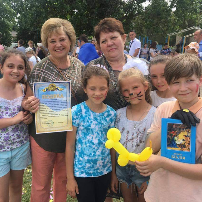 Bibles and Camp for Kids