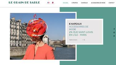 LE GRAIN DE SABLE PARIS