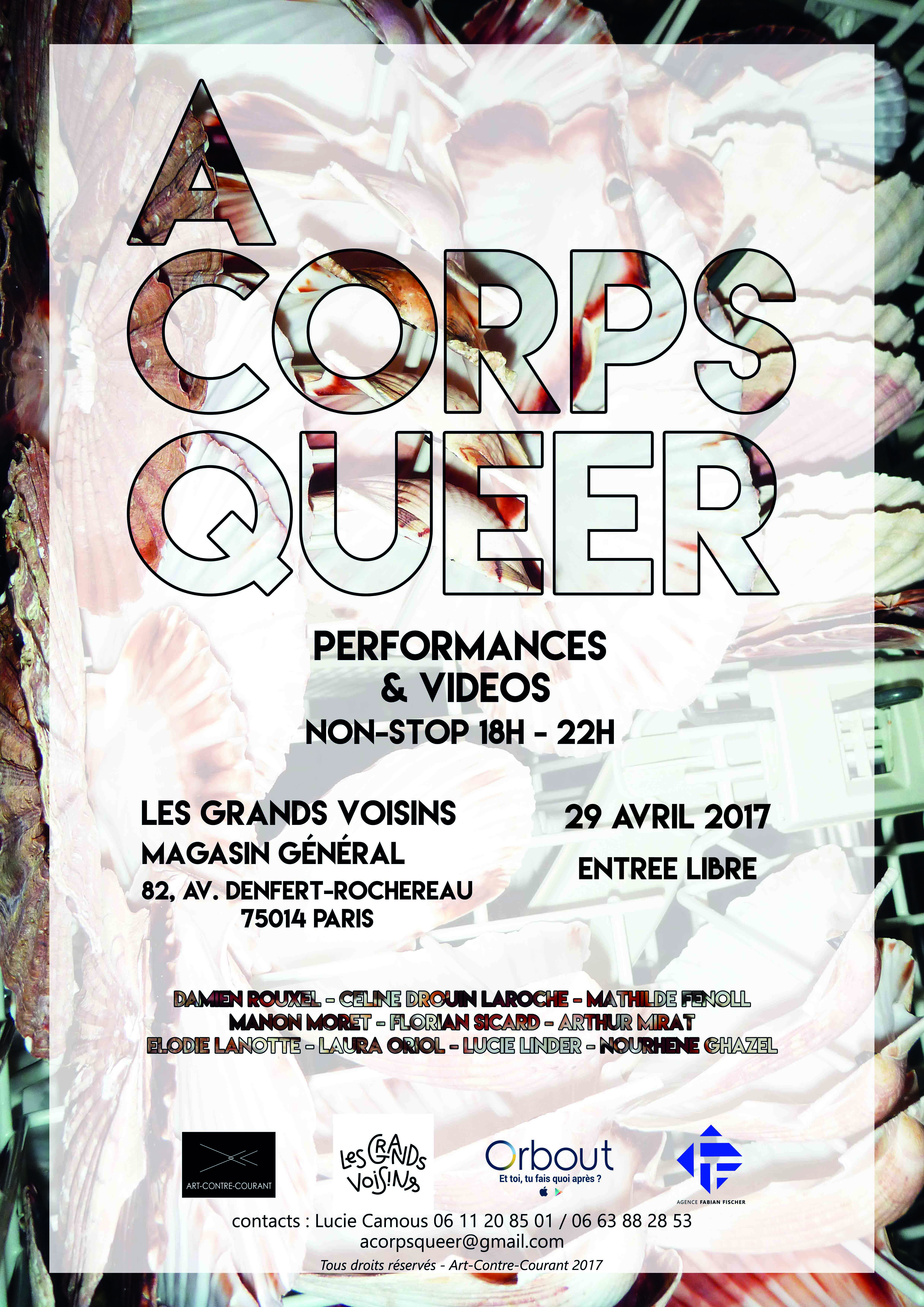 A CORPS QUEER AFFICHE_WEB