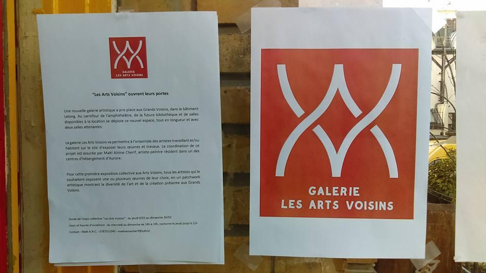 Galerie Arts Voisins