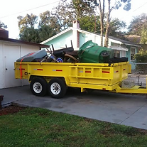 residential debris removal company tampa