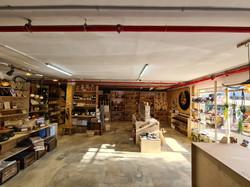 חנות הפופ אפ של תוצרת גדרות