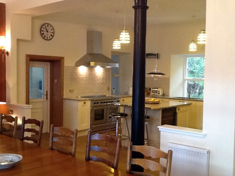 Old Tweed Mill Kitchen