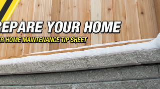 Winter Home Maintenance Tips from Nell Homes