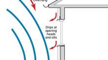 Rain Control in Buildings