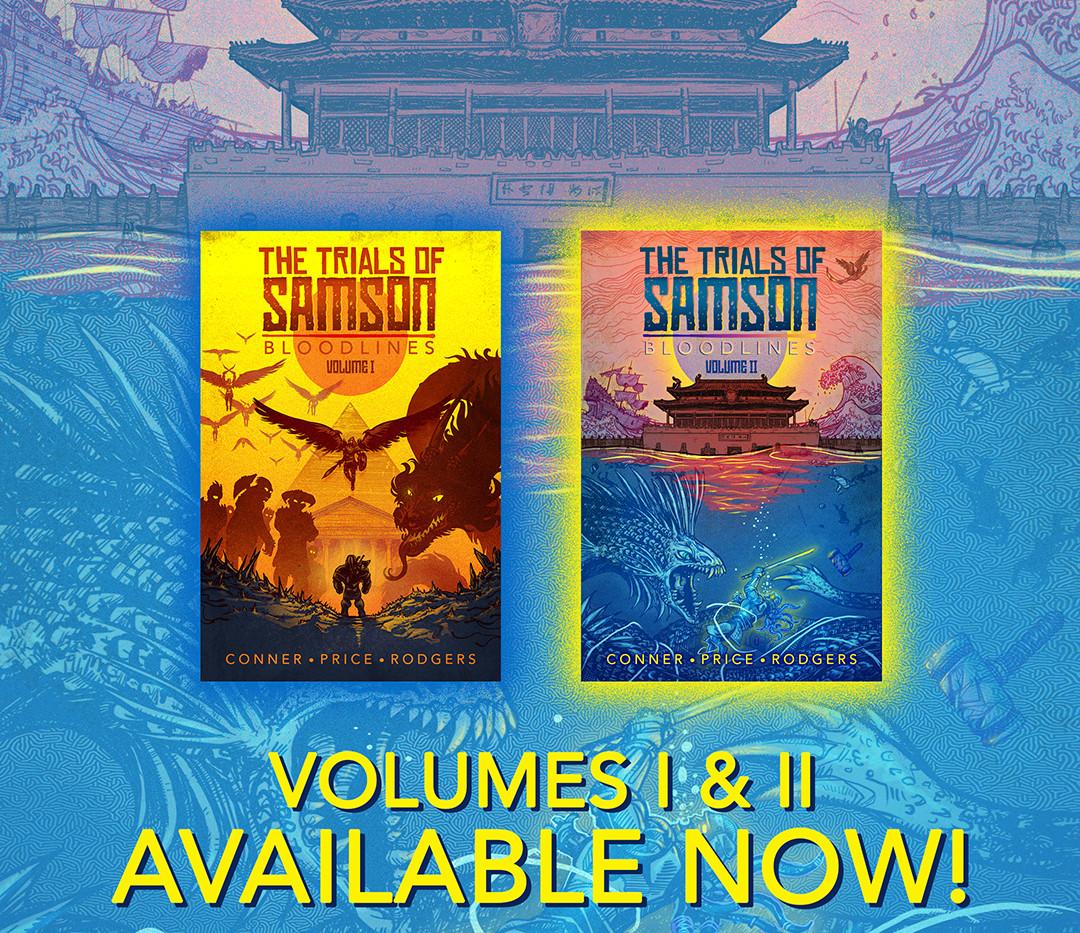 Trials of Samson Volume I & II
