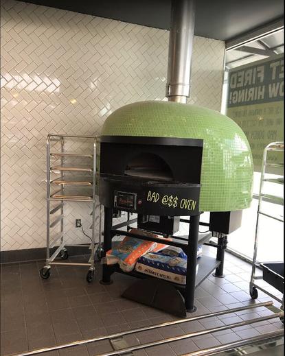 commercial tiling installation
