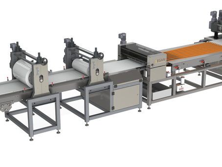 New Slab-Bar Forming Line from Egan Food Technologies is USA-Made