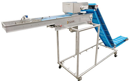 Z-Conveyor with Retract Conveyor