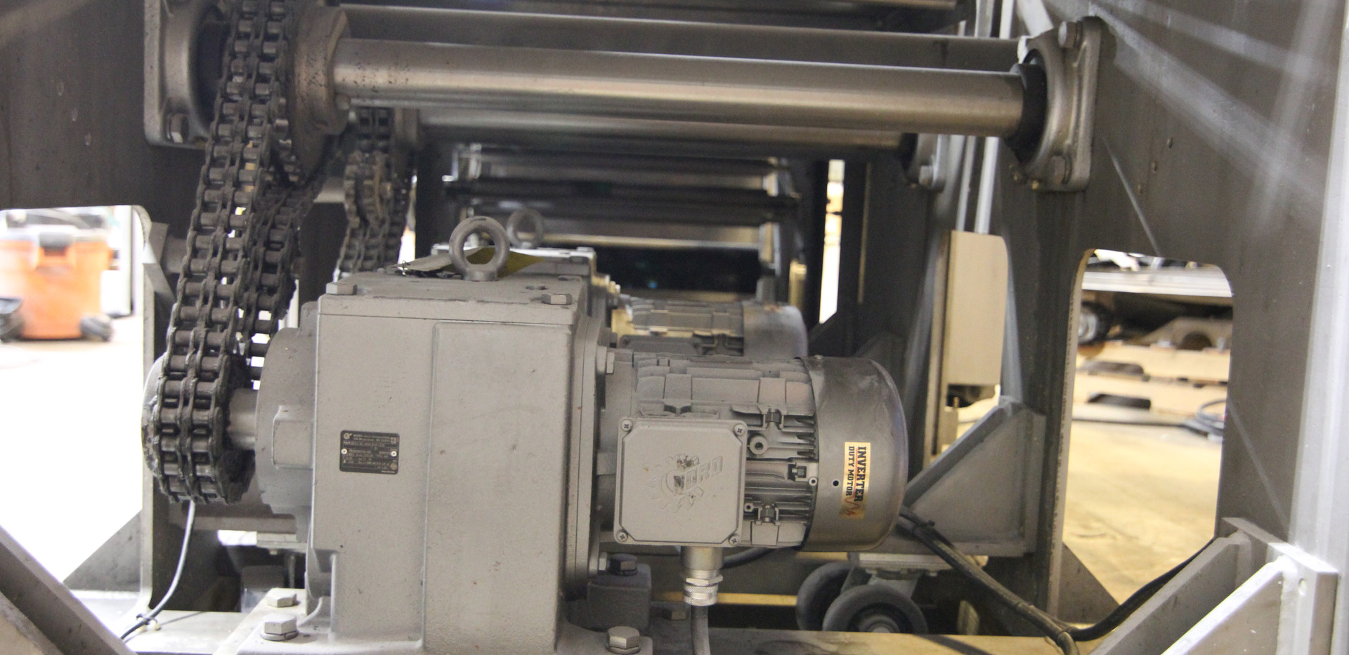 4-Roll Extruder 2