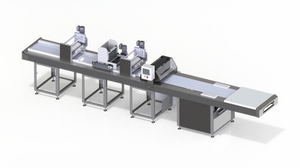Entry Level Slab Forming Line