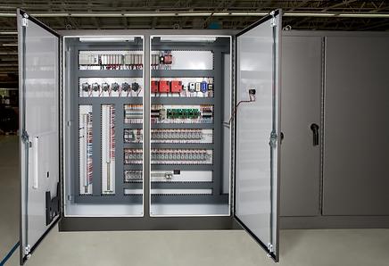 Food Processing Control Panel