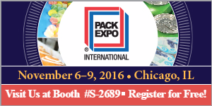 Free Pack Expo Registration Available Now!